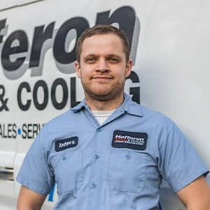 Andrew Seavey<br /> Service Manager